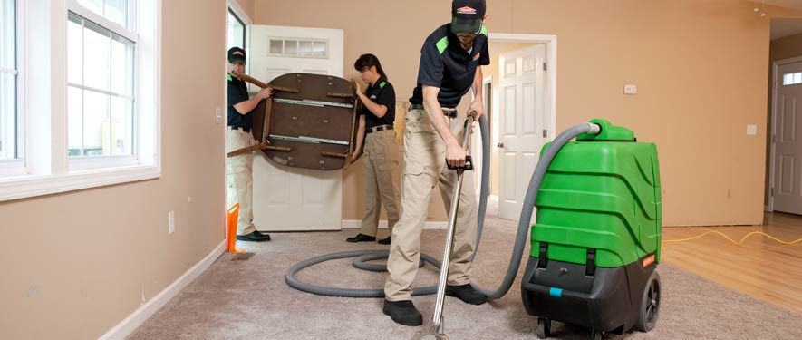 Brighton, MI residential restoration cleaning